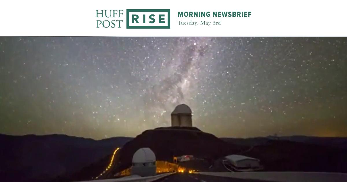HuffPost RISE News Brief May 3