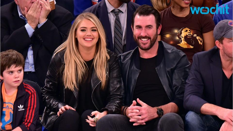 Kate Upton is off the market