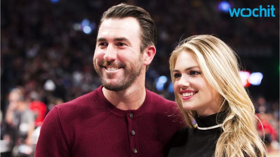 Kate Upton and Detroit Tigers' Justin Verlander Engaged!