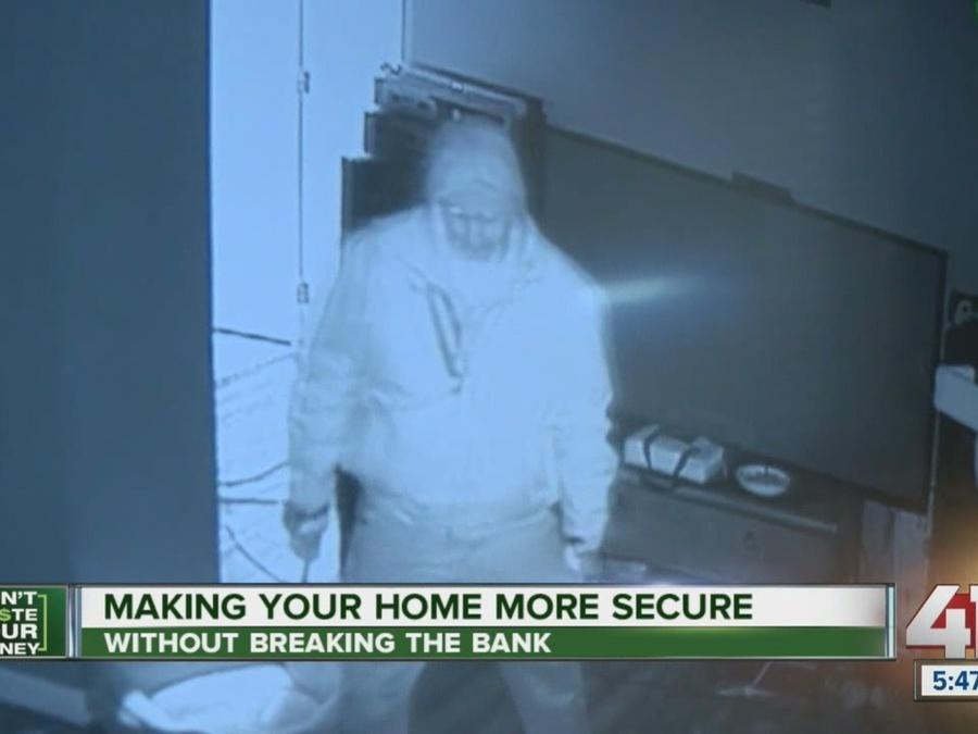 Consumer Alert: Making your home more secure without breaking the bank