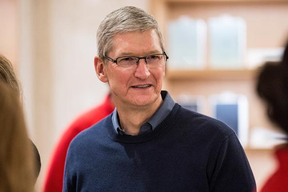Apple's Tim Cook Insists Everything is Fine