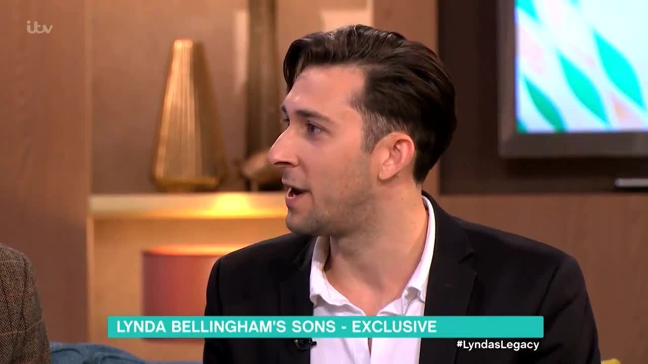 Lynda Bellingham's Sons Speak Out On Michael Pattemore Will Dispute On 'This Morning'