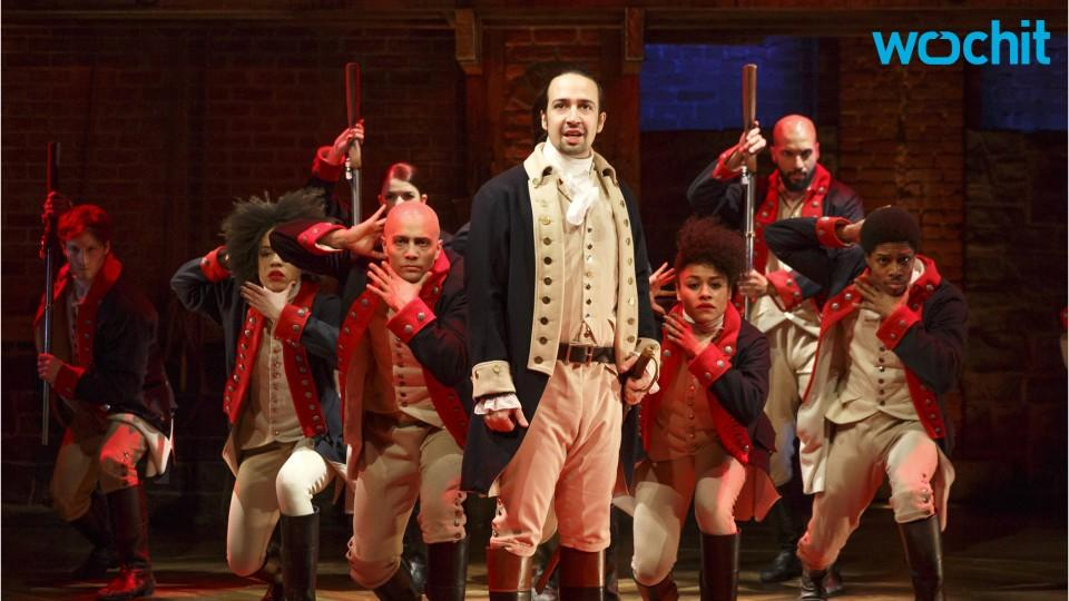 'Hamilton' eyes history with 16 Tony noms
