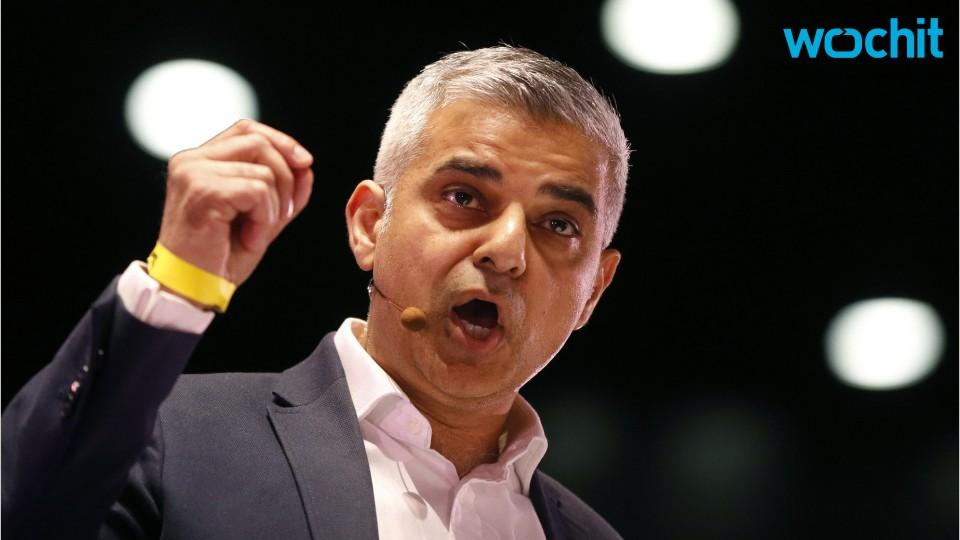 London To Elect First Muslim Mayor