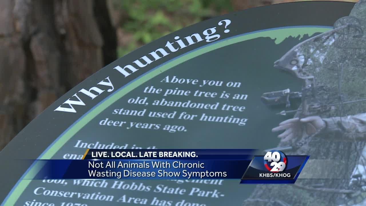 Arkansas hunters concerned with spread of chronic wasting disease