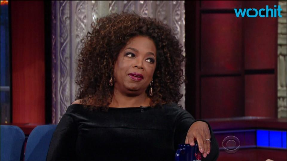 Oprah will star in a new HBO movie