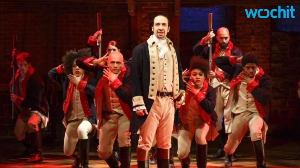 'Hamilton' Nominated for 16 Tony Awards