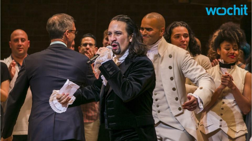 The Room Where It Happened: Hamilton Gets 16 Tony Noms