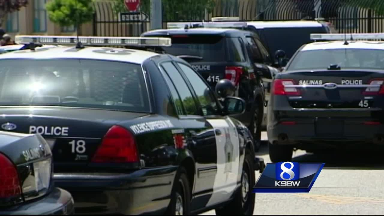 Salinas city councilmembers voice disappointment about 3rd gun stolen from police