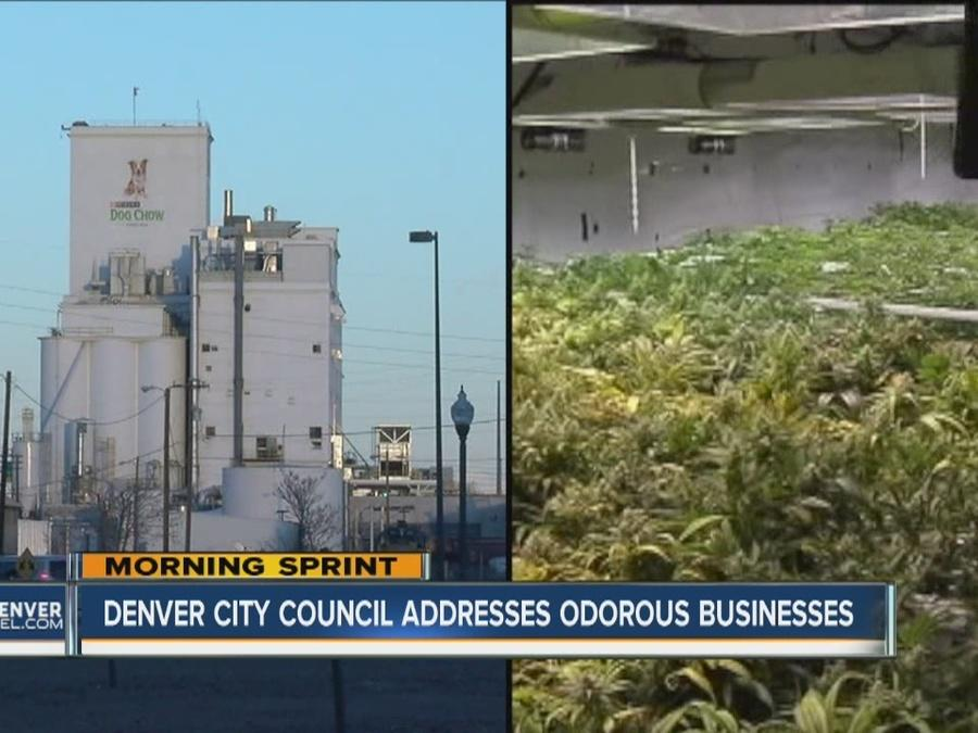 Denver City Council addresses odorous businesses