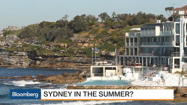 Spending a Fun Summer Vacation in Sydney's Winter