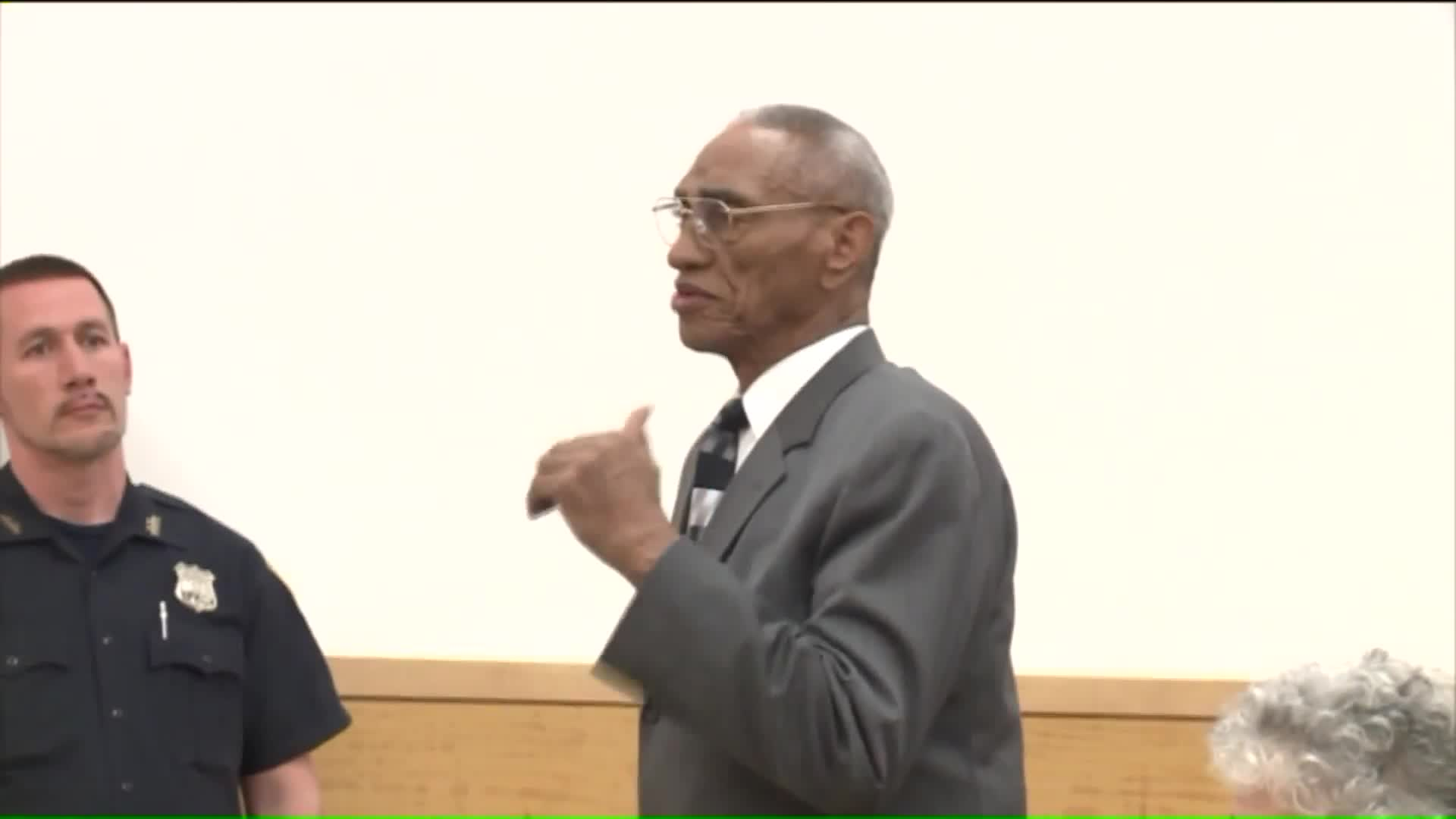 81-Year-Old Man Exonerated 52 Years After Murder Conviction