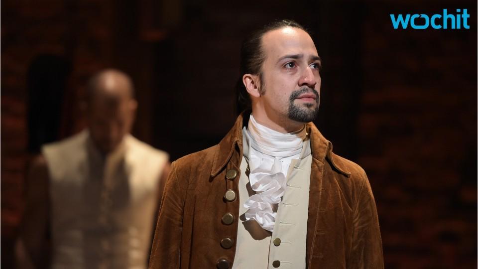Record 16 Tony Nominations for'Hamilton'