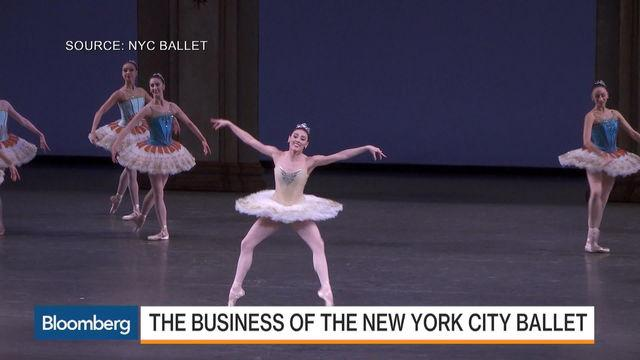 How NYC Ballet Turned a Profit and Captured a Beatle