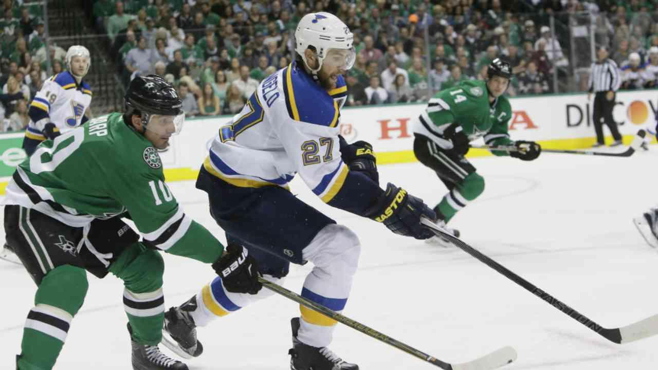 Gordo's Zone: What Blues Need in Game 3
