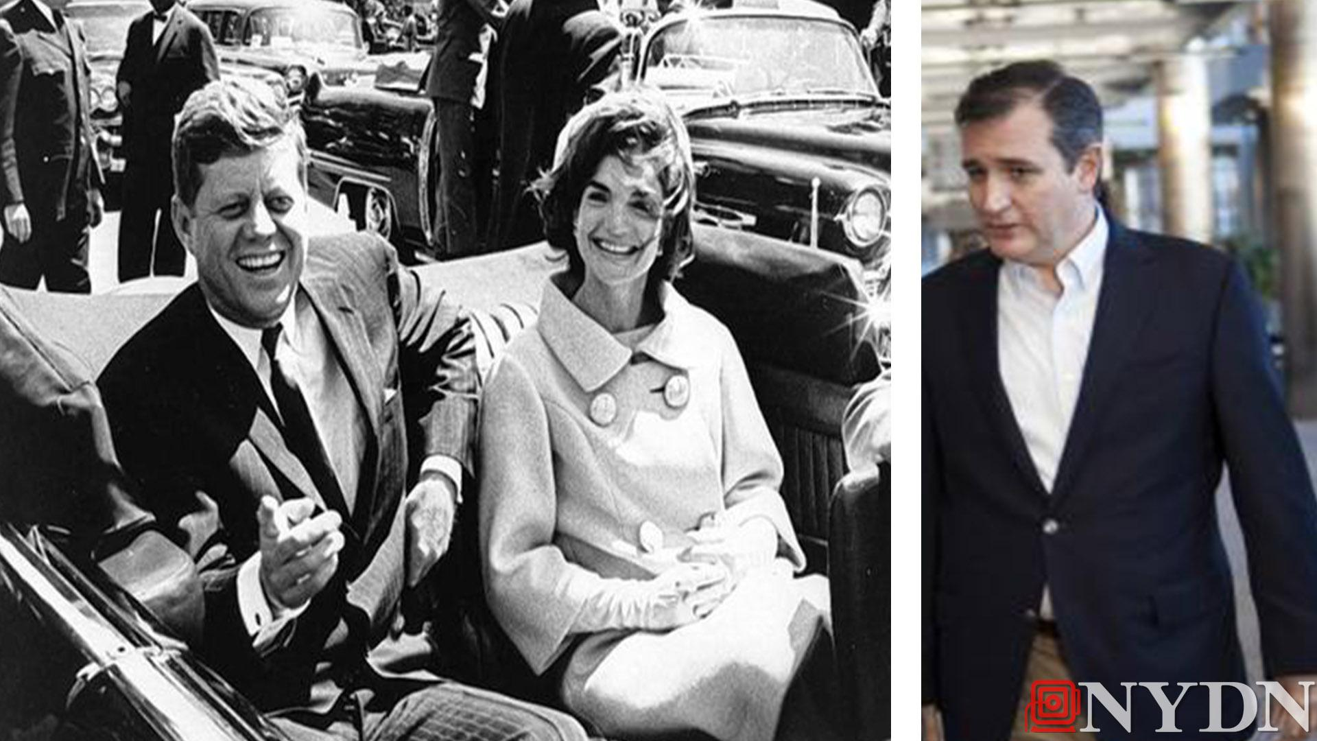 Trump Claims Ted Cruz's Dad Is Connected To John F. Kennedy Assassination