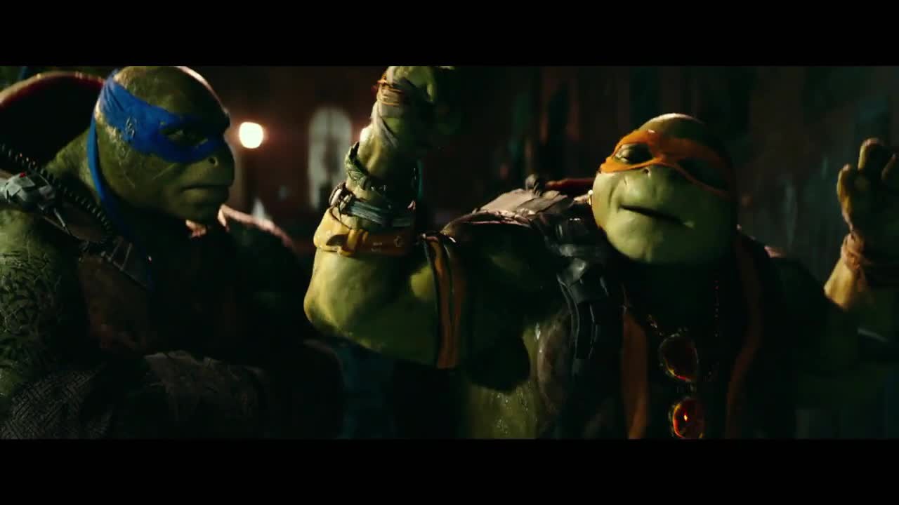 'Teenage Mutant Ninja Turtles: Out of the Shadows' Trailer 3