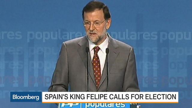 Spain Calls Elections in Hopes of Ending Stalemate