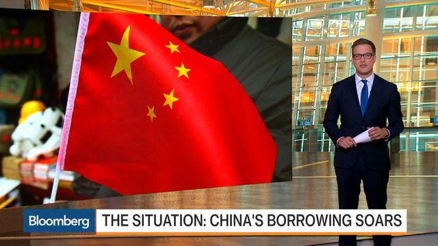 QuickTake: China's $26 Trillion of Public, Private Debt
