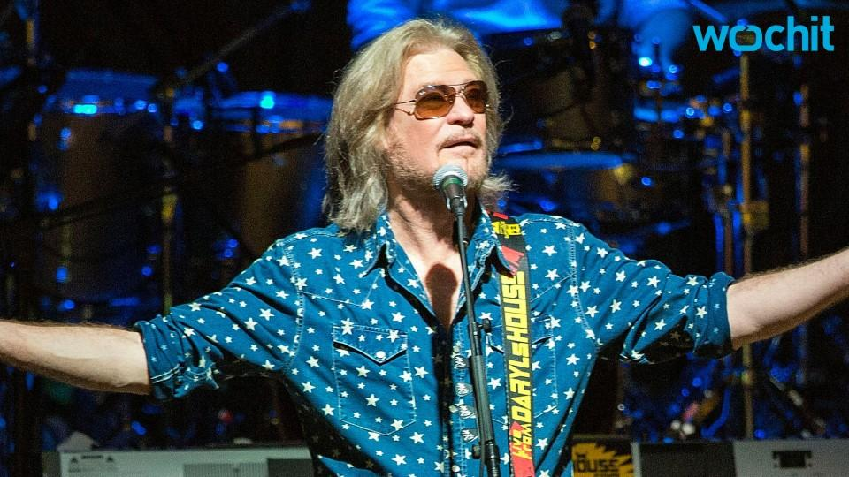 Daryl Hall Cancels Plans for New Outdoor Venue