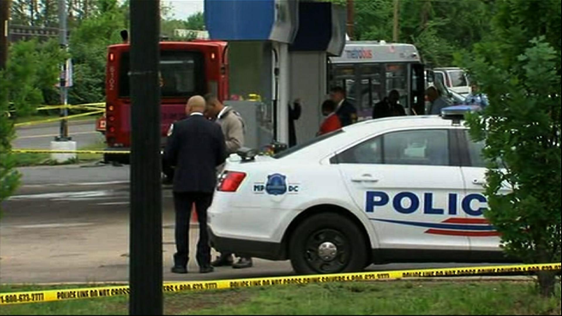 Man Attacks Driver in Bus Heist, Pedestrian Dead
