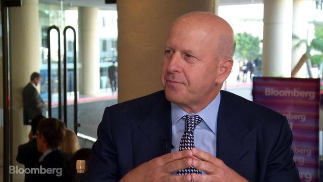 Goldman's Solomon on M&A Market, Clients, and Hiring