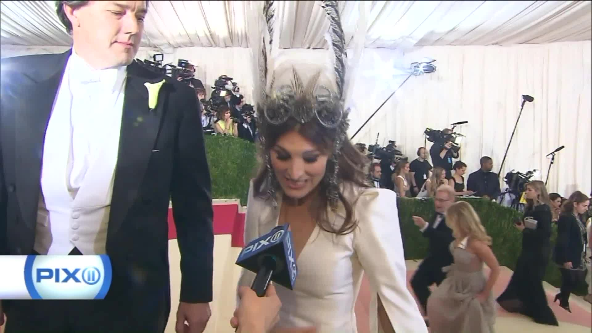 Met Gala Red Carpet Dominated by Futuristic Looks