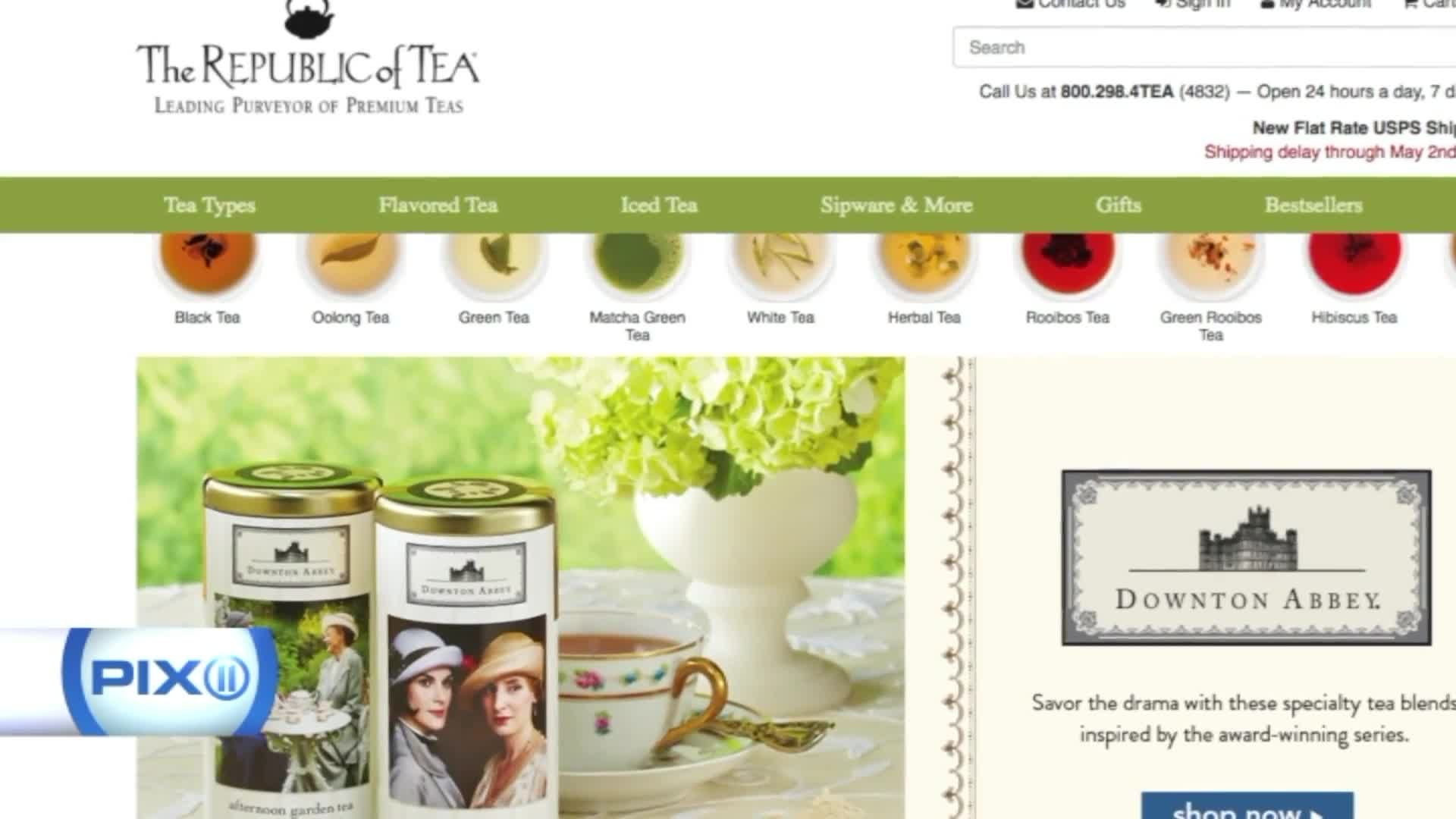 Republic of Tea Recalls Organic Ginger Green Tea Over Salmonella Risk
