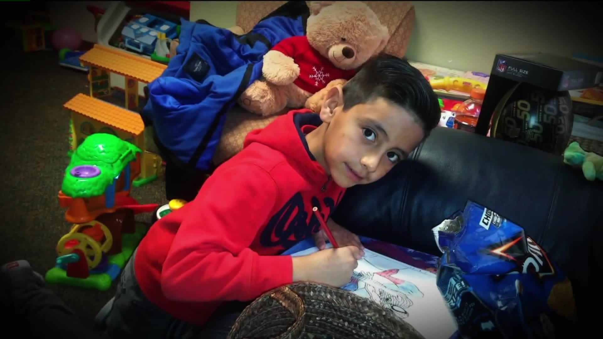 Father Finds Son 8 Years After Being Separated From Him, Launches Custody Battle