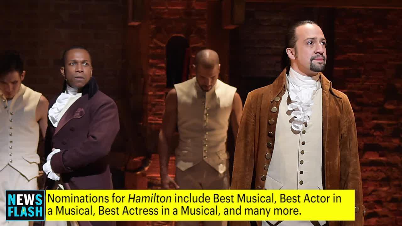 Tony Awards 2016 nominations announced