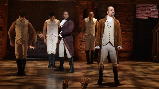 'Hamilton' Gets Another Shot to Make History at the Tony Awards