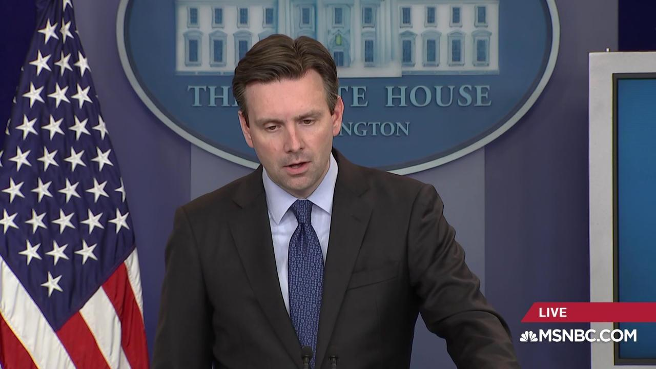 White House on US Servicemen killed by ISIL