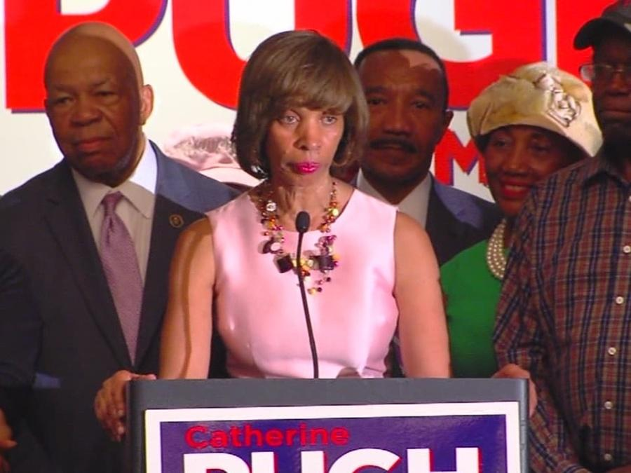 Square Off: Sen. Catherine Pugh victorious in Maryland primary election