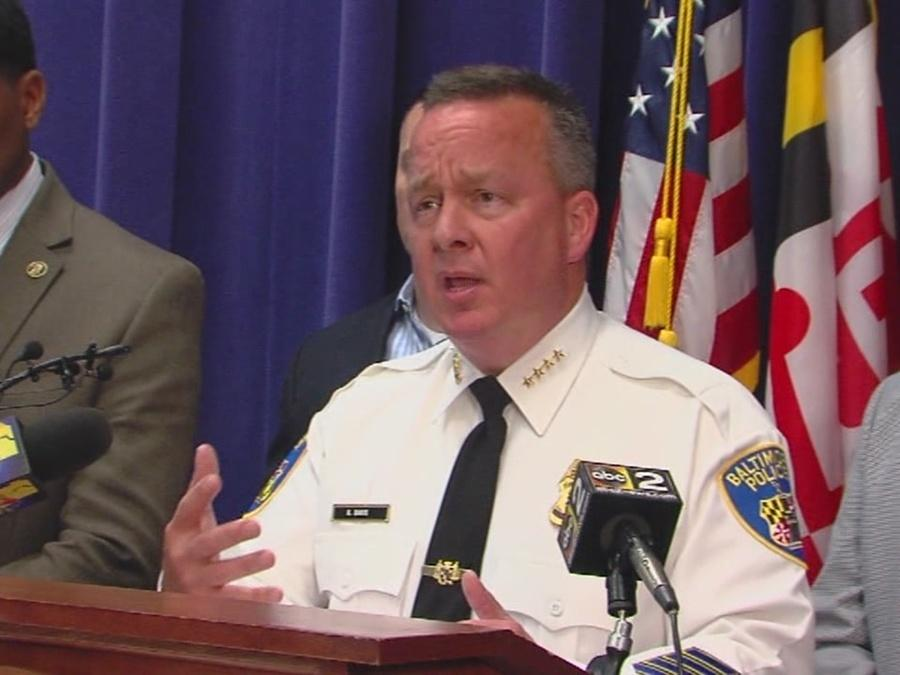 Square Off: Police Commissioner Kevin Davis defends officers in shooting of 13-year-old boy