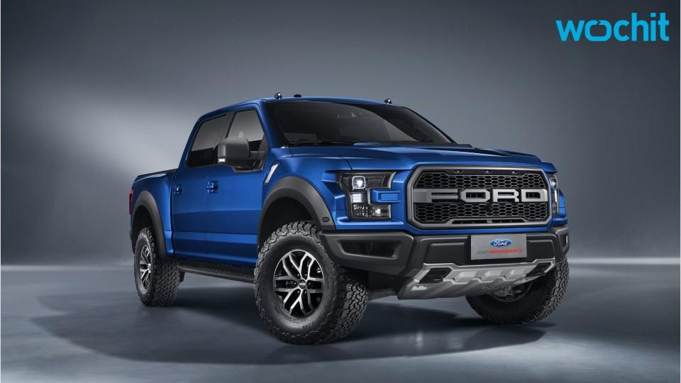 Check Out Ford's Latest F-150 Raptor