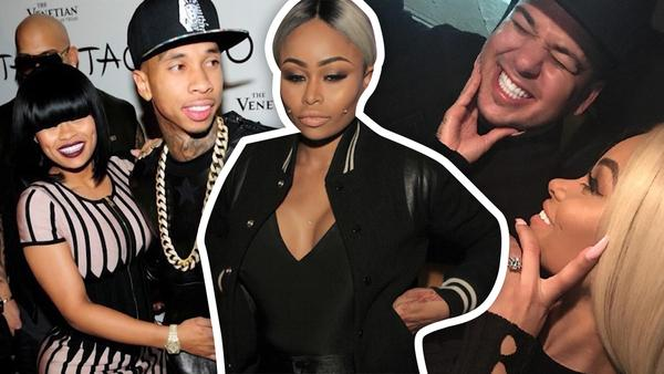 Is Blac Chyna's Break-In BS?