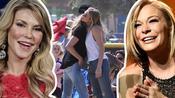 Leann Rimes and Brandi Glanville Hug it Out??