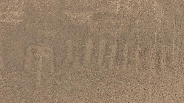 Newly Discovered Nazca Lines Geoglyph Depicts 'Mythical Beast'