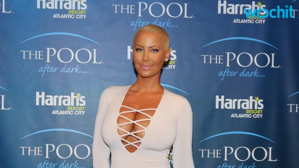 Amber Rose to Get Her Own Talk Show on VH1