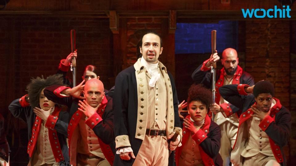 'Hamilton' Breaks Tony Nominations Award Record