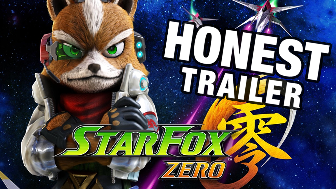 STAR FOX ZERO (Honest Game Trailers)