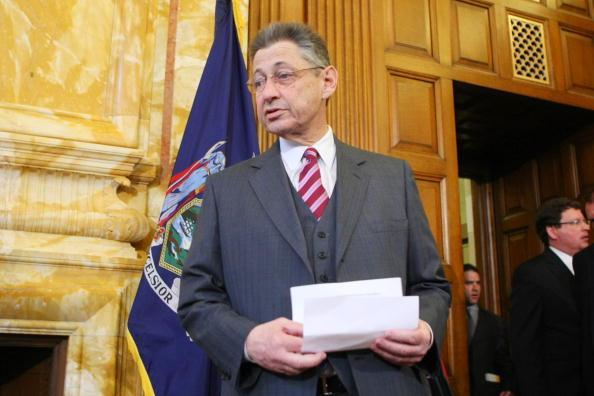 BREAKING: Sheldon Silver sentenced to 12 years for corruption schemes