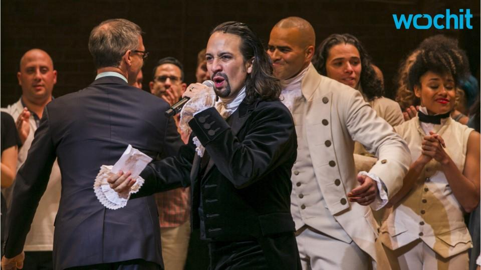 'Hamilton' Scores 16 Tony Nominations