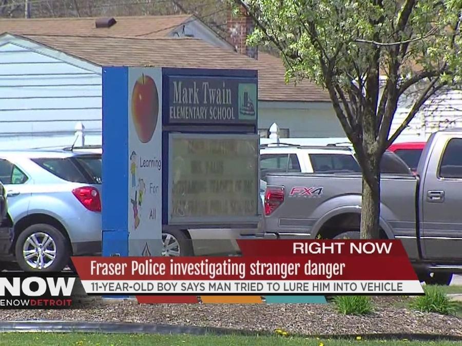 Stranger Danger in Fraser