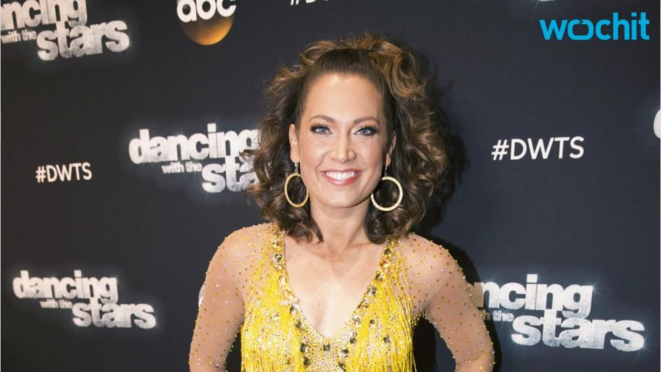 """Ginger Zee Has Huge Night on 'Dancing With The Stars""""!"""