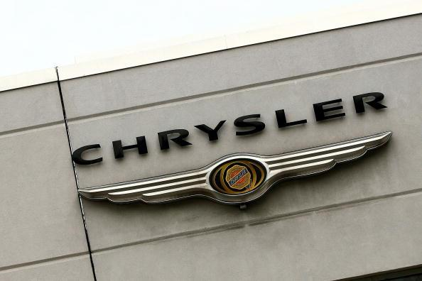 Fiat Chrysler reports best April sales since 2005