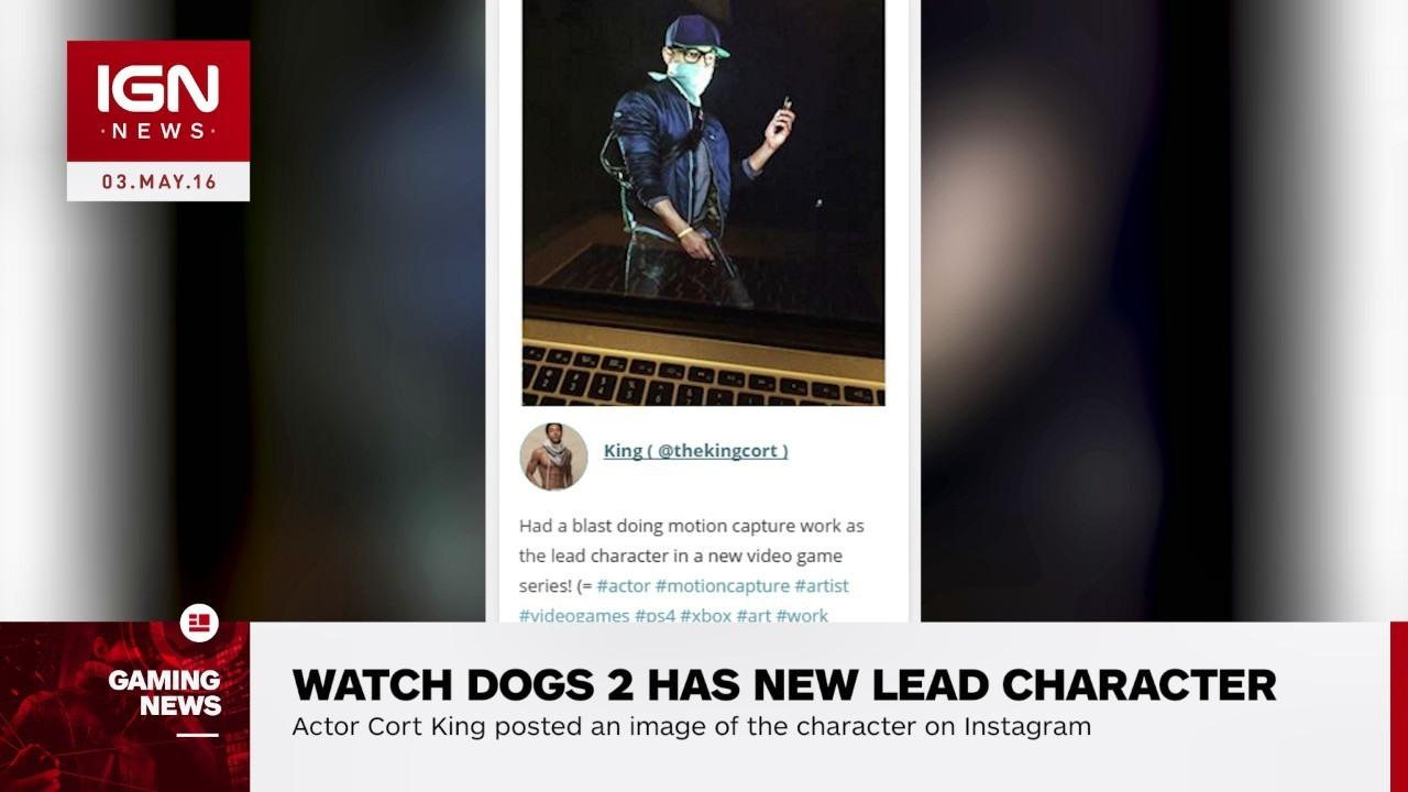 Watch Dogs 2 Has a New Lead Character, Apparently