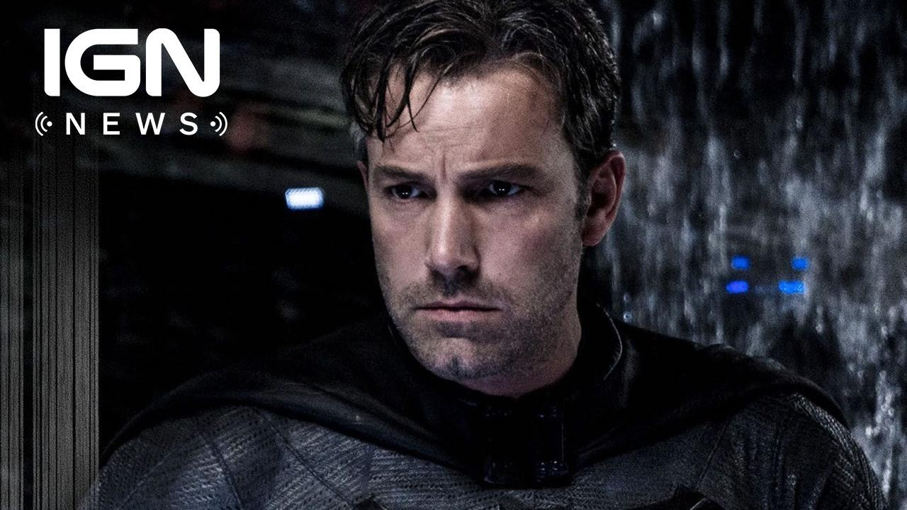 Affleck's Batman Film Rumored to Be 'Crammed' With Villains