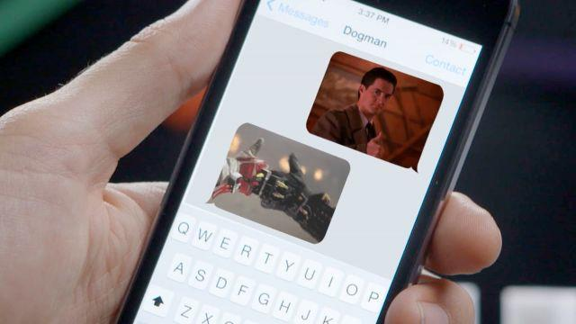 Your Texts Need More GIFs, so Giphy Made a Keyboard App