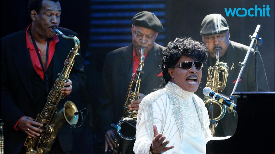 Little Richard's Layer's Brushes Off Rumors That He is Ill